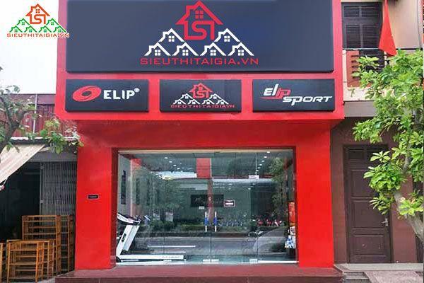 Cửa hàng bán dụng cụ thiết bị ghế tập gym tại Tp Bà Rịa - Vũng Tàu