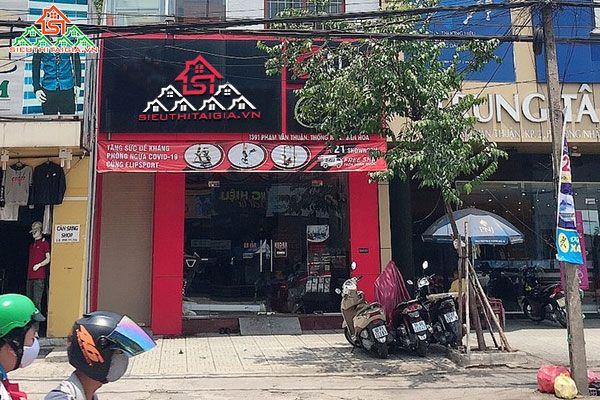 Cửa hàng bán vợt, bàn bóng bàn tại quận Hoàng Mai - Hà Nội