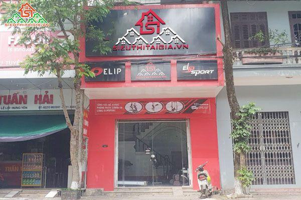 Cửa hàng bán vợt, bàn bóng bàn tại huyện Quốc Oai - Hà Nội
