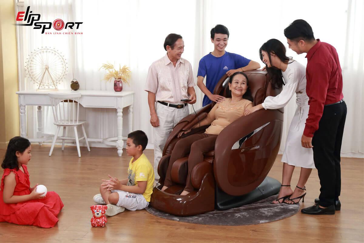 Ghế massage cho người cao tuổi nên lựa chọn ghế như thế nào? - ảnh 4
