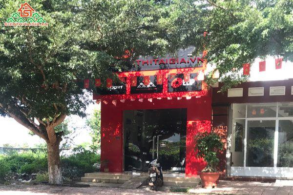 Địa chỉ bán vợt, bàn bóng bàn tại thị xã Ninh Hòa - Khánh Hòa