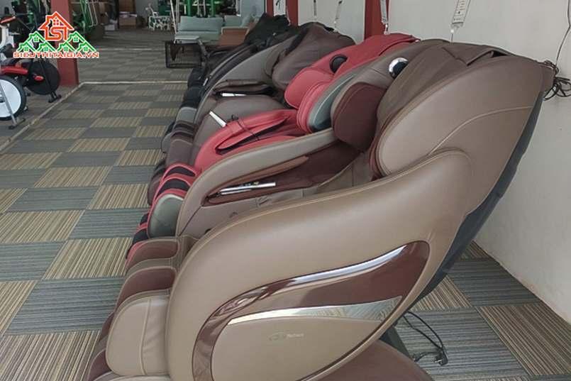 Nơi Bán Ghế Massage Giá Tốt, Uy Tín Tại Tp.Đồng Xoài - Bình Phước