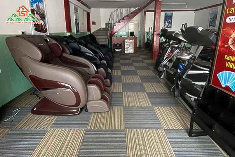 Cửa hàng bán ghế massage tại Tp.Cà Mau