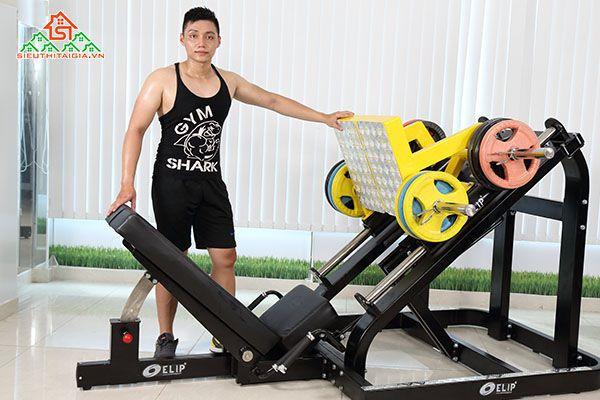 Nơi bán dụng cụ thiết bị ghế tập gym tại Gò Vấp