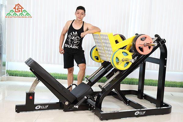 Cửa hàng bán dụng cụ thiết bị ghế tập gym tại thị xã Bình Long - Bình Phước