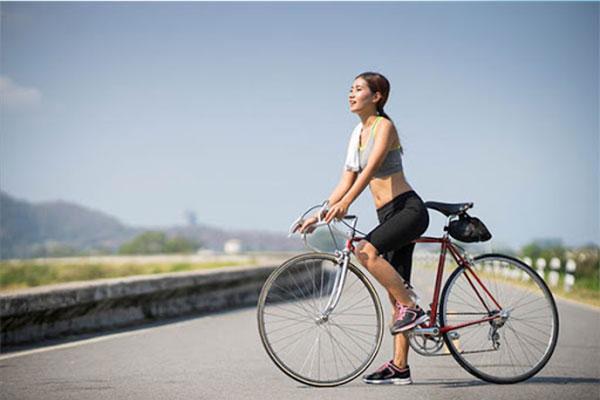 Lợi ích của xe đạp tập thể dục