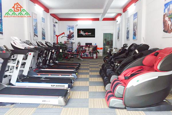 Cửa hàng bán ghế massage tại Trà Vinh