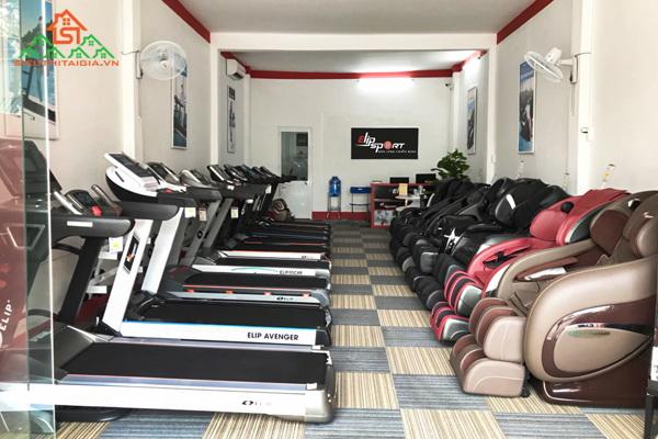 Cửa hàng bán ghế massage tại Sóc Trăng