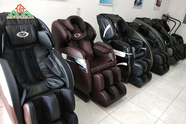 Bán ghế massage giá rẻ tại Thủ Dầu Một - Bình Dương
