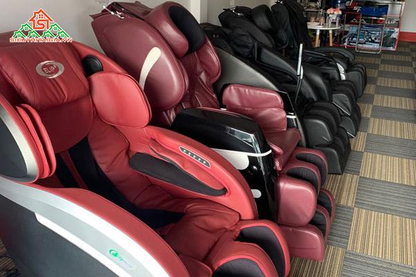 Nơi bán ghế massage giá rẻ tại Dĩ An, Thuận An, Thủ Dầu Một - Bình Dương