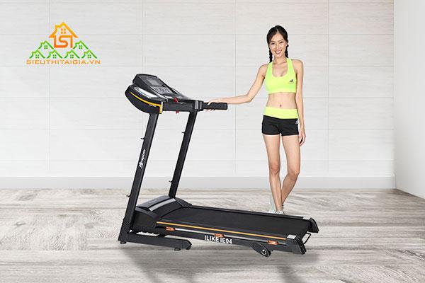 Kinh nghiệm chọn mua máy chạy bộ tập thể dục