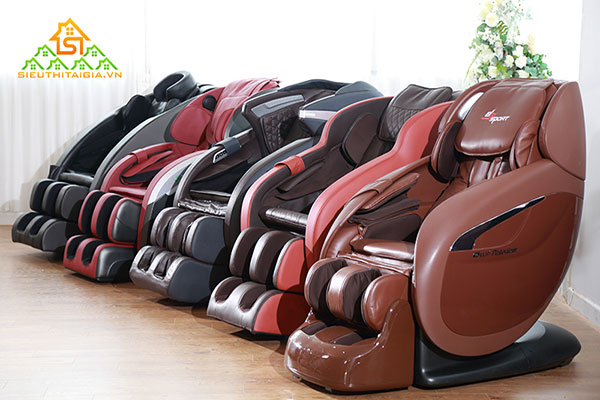 Những lưu ý khi sử dụng ghế massage toàn thân