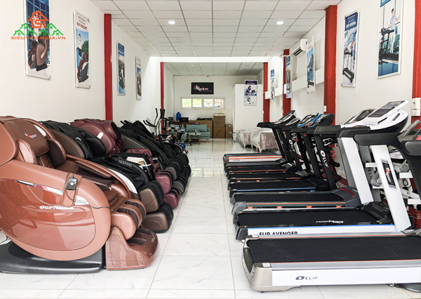 Nơi bán máy chạy bộ tại Tp Dĩ An - Bình Dương