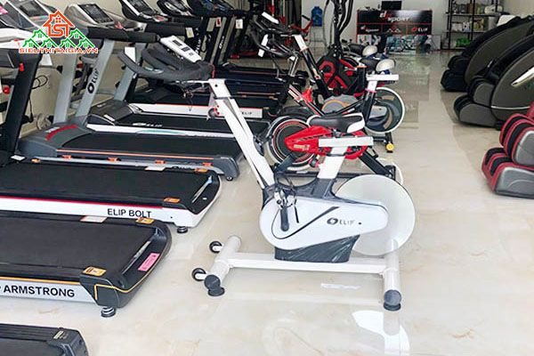 Chọn mua xe đạp tập tại Quận 11 - TP HCM