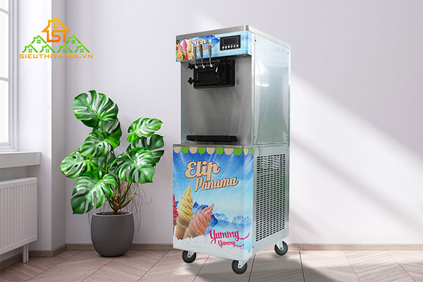 Máy làm kem là gì và phân loại máy làm kem