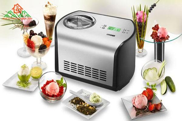 Những lý do nên mua máy làm kem tại nhà