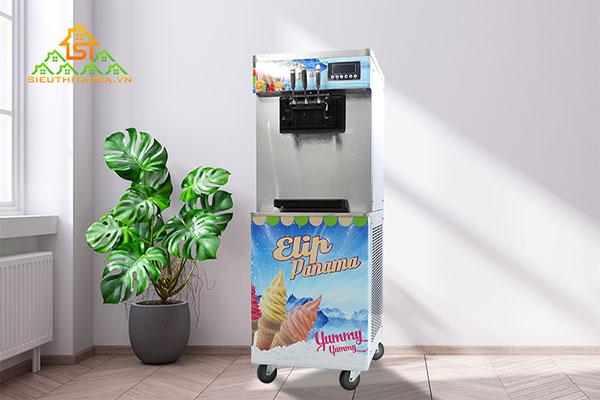 Có nên mua máy làm kem cũ không?