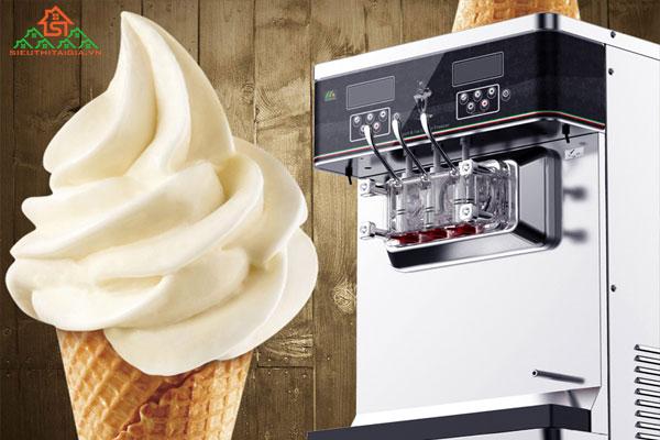 Những kinh nghiệm vàng khi mua máy làm kem tươi cũ giá rẻ