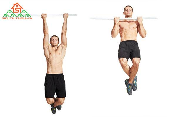 Những bài tập gym tăng cân cho nam tại nhà đơn giản dễ tập