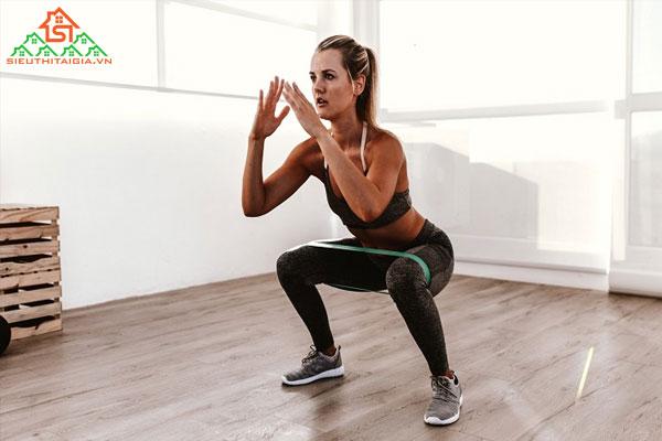 Các bài tập gym giảm cân cho nữ tại nhà đơn giản và hiệu quả