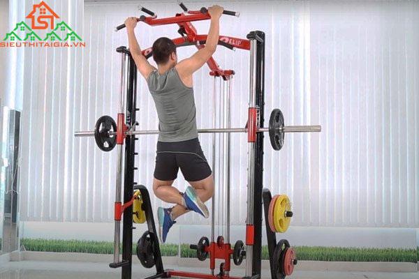 cách chia buổi tập gym