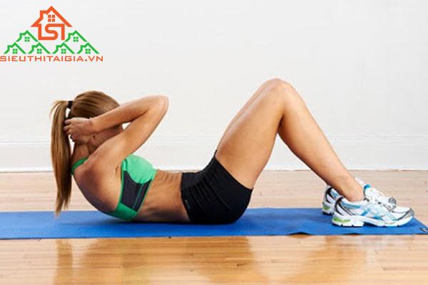 bài tập cơ bản cho người mới tập gym