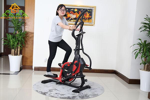 lịch tập gym cho người béo