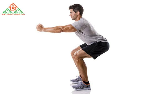 Top 4 các bài tập gym cơ bản cho nam mới tập