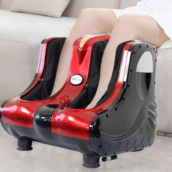 Kinh nghiệm chọn mua máy massage chân