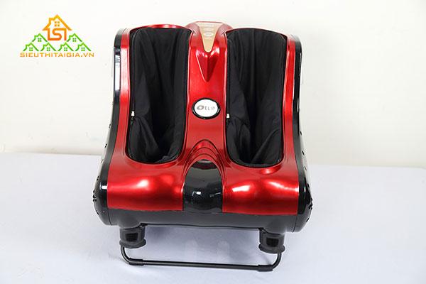 Máy massage chân có tốt không? Công dụng của máy massage chân