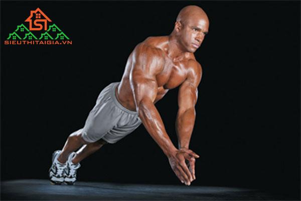 tập gym tăng vòng 1 cho nam