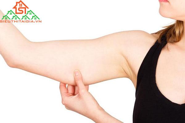 bài tập giảm mỡ bụng và bắp tay