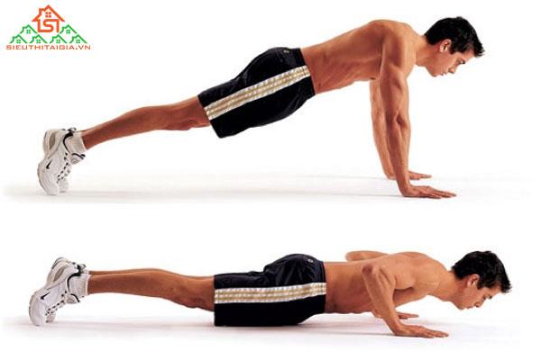 Các bài tập fitness cho nam tại nhà đơn giản hiệu quả