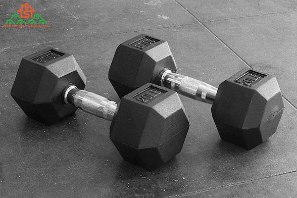 Những dụng cụ tập gym tại nhà cho nữ ai cũng nên có