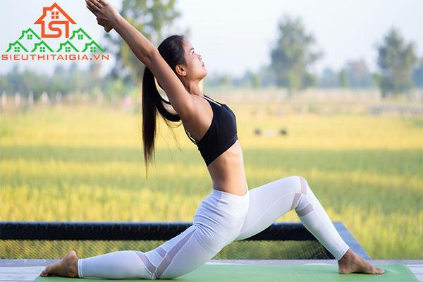 1 buổi tập yoga đốt bao nhiêu calo