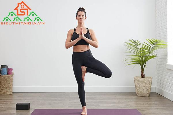 bài khởi động yoga