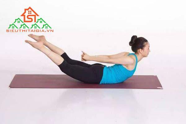 các tư thế yoga đẹp