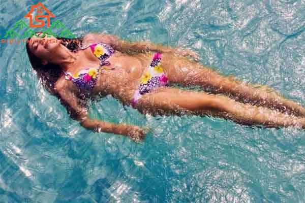 Cách bơi ngửa