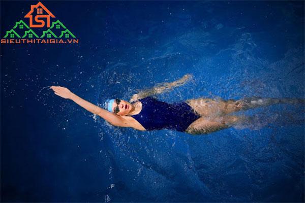 cách bơi tăng chiều cao