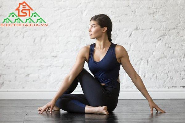 Hướng Dẫn Cách Tập Yoga Tại Nhà Cho Người Mới Bắt Đầu