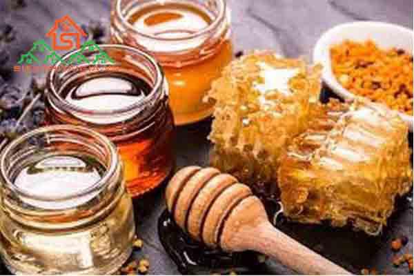 Chăm sóc da bằng mật ong