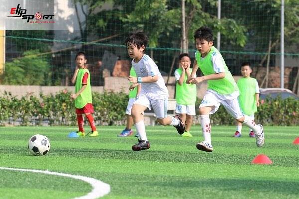 chiến thuật bóng đá thiếu nhi