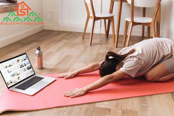 học yoga online có tốt không