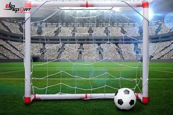 kích thước cầu môn bóng đá trẻ em
