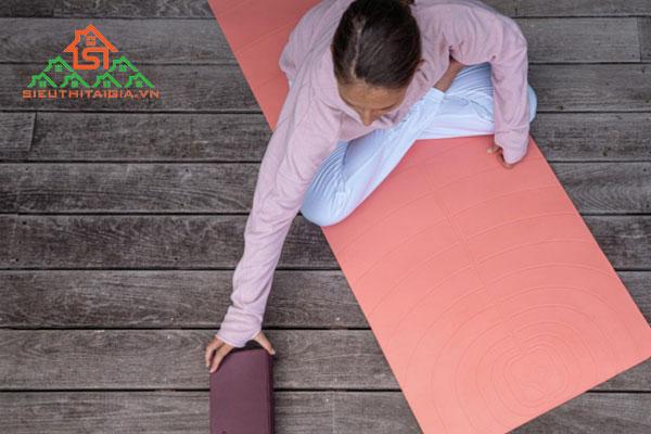 Kích Thước Thảm Yoga Phù Hợp Cho Việc Tập Yoga Giảm Cân