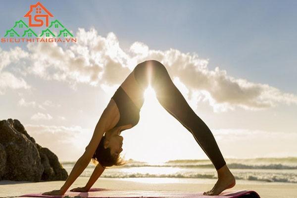 Vì Sao Lại Nói Tập Yoga Tốt CHo Xương Khớp?