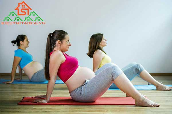 Tập yoga khi mang thai có tốt không