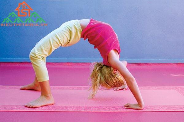 Lợi Ích Tuyệt Vời Từ Các Bài Tập Yoga Cho Trẻ Em