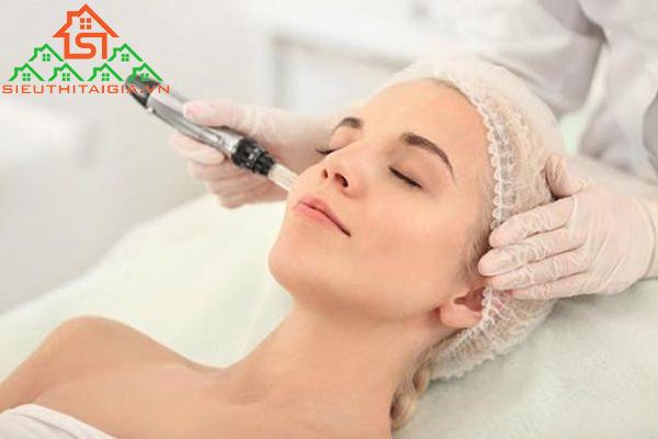 Cách chăm sóc da sau khi cấy dna cá hồi