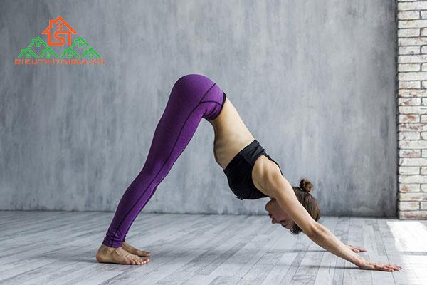 Hoàn toàn có thể tập yoga không cần thảm